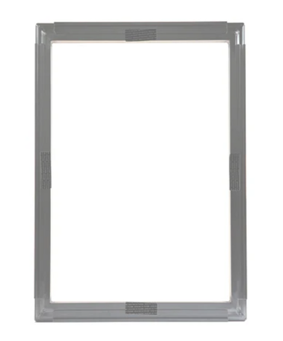 ECO HD FRAME WITH 4 LOCKING STRIPS - 23X31IN