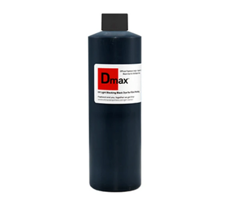 BLACKMAX ALL BLACK DYE INK FOR CANON PRINTERS - 240 ML