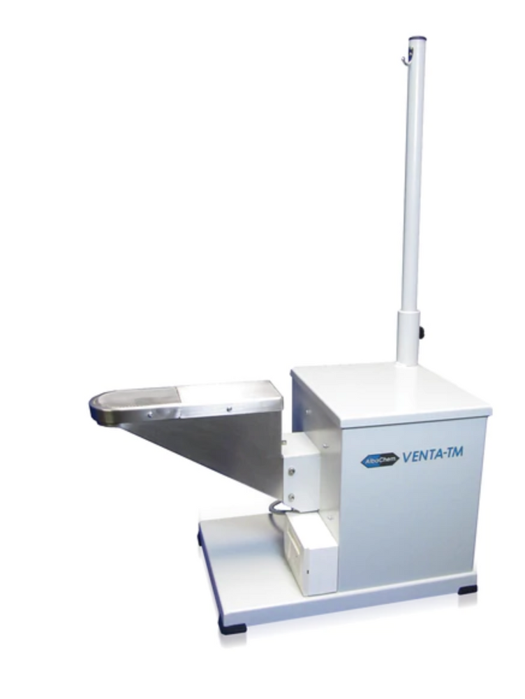 AlbaChem® VENTA-TM Table Top Cleaning Station