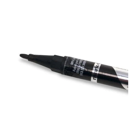 FILM OPAQUER FINE LINE BLACK PEN (OPAQUE PEN)