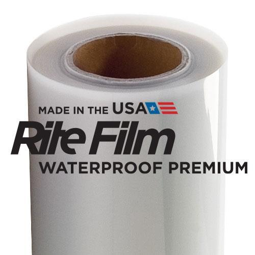"Rite Film Premium Waterproof Film - 17"" x 100' Roll"