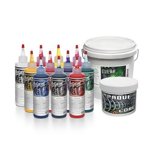 Green Galaxy Fusion Water Based PMS Mixing System - Pints | ScreenPrinting.com