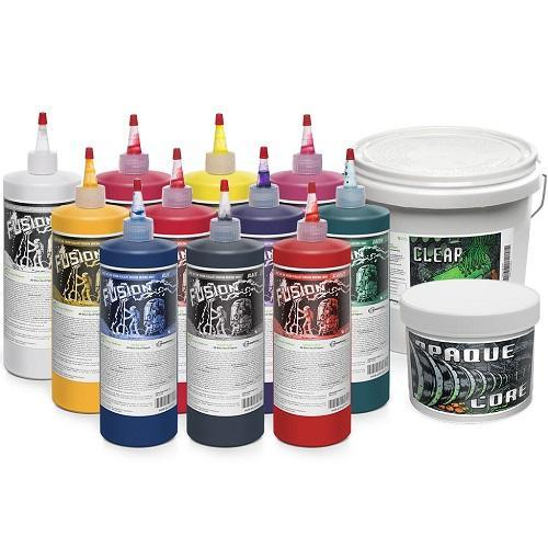 Green Galaxy Fusion Water Based PMS Mixing System - Quarts | ScreenPrinting.com