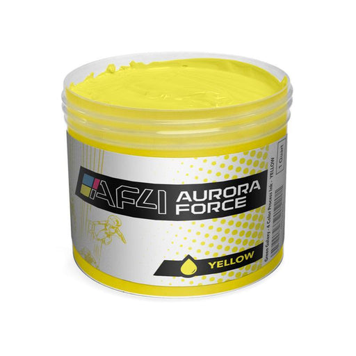 Green Galaxy Aurora Force 4 Color Process Yellow HSA Water Based Ink | ScreenPrinting.com