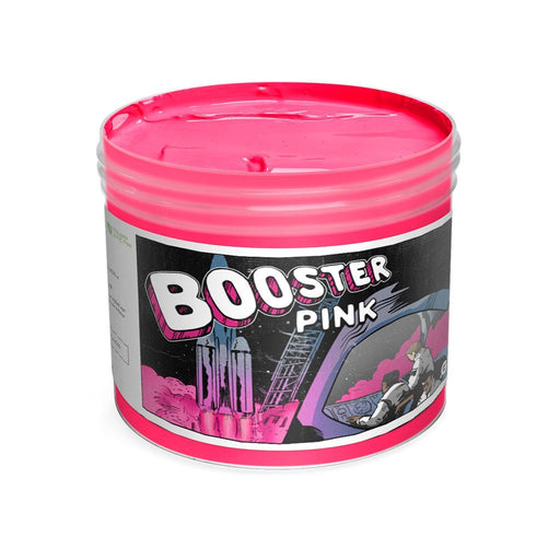 Green Galaxy Booster Pink Water Based Ink | ScreenPrinting.com