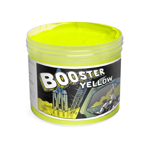 Green Galaxy Booster Yellow Water Based Ink | ScreenPrinting.com
