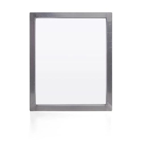 "Screens 110/64 White Mesh ALUM 23 X 31 OD (1.5"" X .062) w/ Tape and Screen Boss"