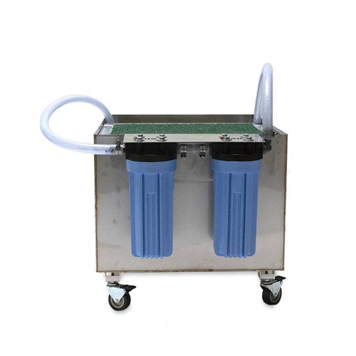 Sgreen Washout Booth Filtration System