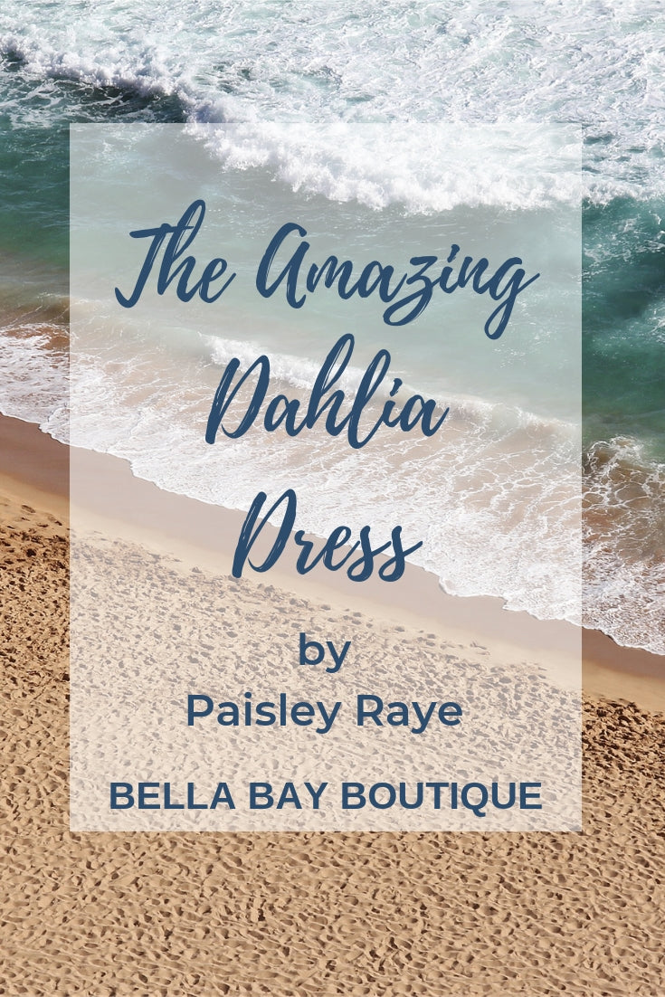 The Amazing Dahlia Dress