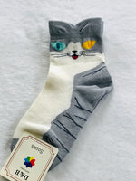 Paisley Raye Novelty Anklet Socks - Paisley Raye with Bella Bay Boutique, shop now at  https://shopbellabay.com/ or locally in Newport Oregon