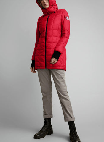 ELLISON JACKET - Red