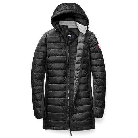 WOMEN'S HYBRIDGE LITE COAT - Black