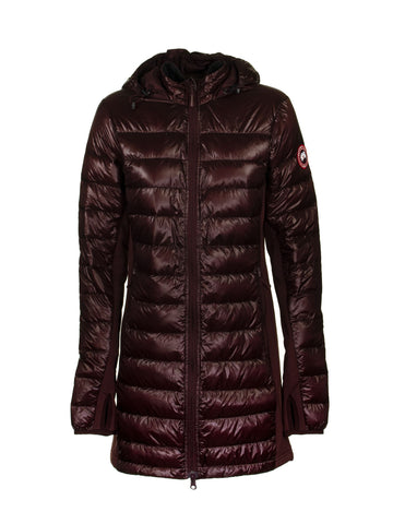 HYBRIDGE LITE COAT  - Elderberry