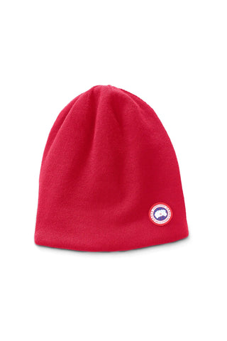 Mens Standard Toque - RED