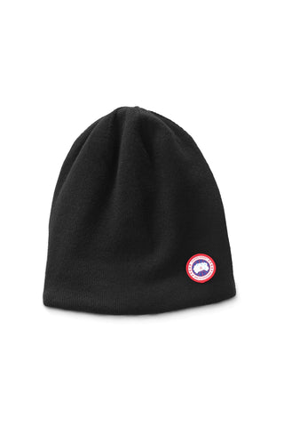 Mens Standard Toque - BLACK