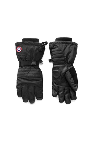 Ladies ARCTIC DOWN GLOVES-BLACK