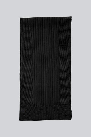 Oversize Scarf Black Label - Black