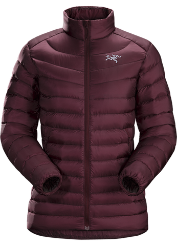 Cerium LT Jacket - Crimson