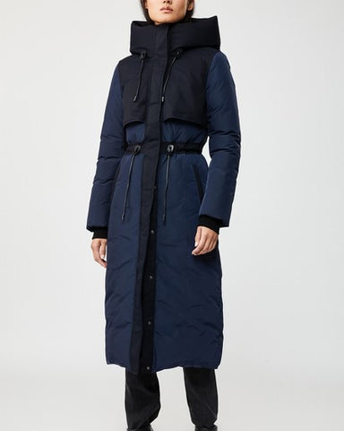 Leanne Maxi Length Down Coat