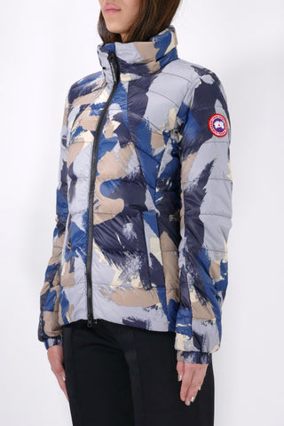 ABBOTT DOWN JACKET- Print