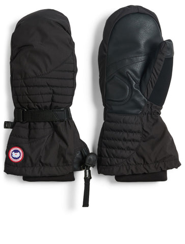 Women's Arctic Down Mitts - Black
