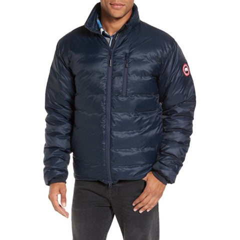 LODGE JACKET- Admiral Blue