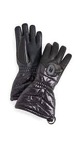 ADLEY GLOVES - Black