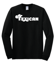 Load image into Gallery viewer, Texican Small Stache : Long Sleeve