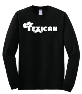 Texican Small Stache : Long Sleeve