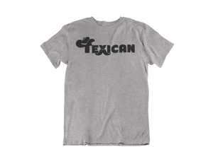 Texican Small Stache : Unisex Tee