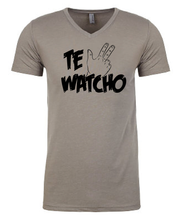 Load image into Gallery viewer, Te Watcho: V-Neck Unisex Tee