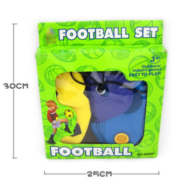 Baby Outdoor Toys Inflatable Football Set Children Outdoor Indoor Sport Toy Sport Set Child Toy Ball with Inflator Pump