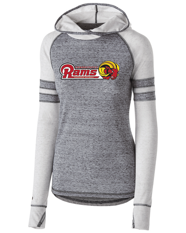 CT Rams - Holloway Women's Advocate Hoodie