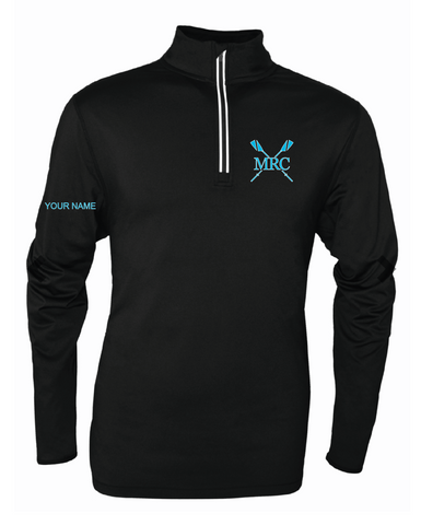 MRC Regatta Collection - QUARTER ZIP ONLY NO PERSONALIZATION