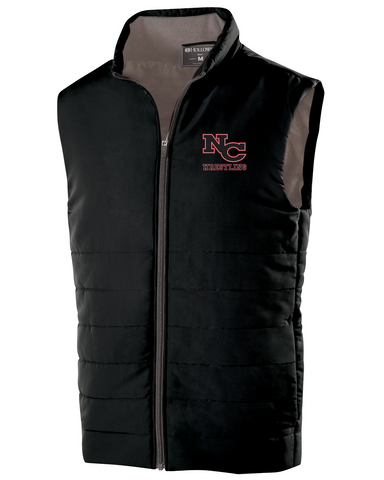 NCYW - Holloway Full Zip Vest