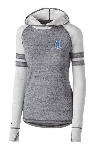 The Clubhouse - Women's LS T-Shirt Hoodie