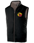 CT Rams - Holloway Full Zip Vest