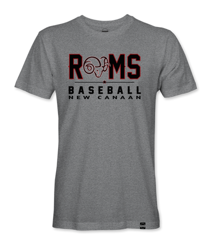 RAMS Performance T-shirt - Rams Head