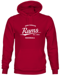 Rams Vintage - Champion Double Dry Eco Hoodie (Youth & Adult)