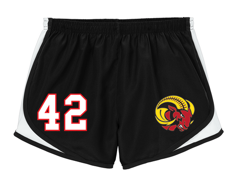 CT Rams - Custom Gamer Shorts