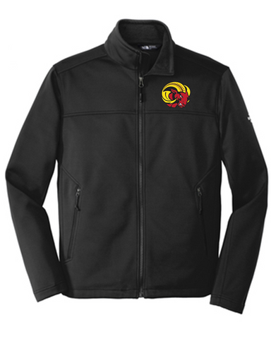 CT Rams - Soft Shell Jacket