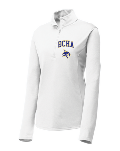 BCHA - Women's Quarter Zip