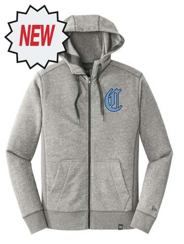 The Clubhouse - New Era French Terry Zip