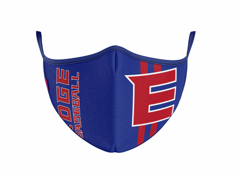 CTE Triple Layer Sport Face Mask