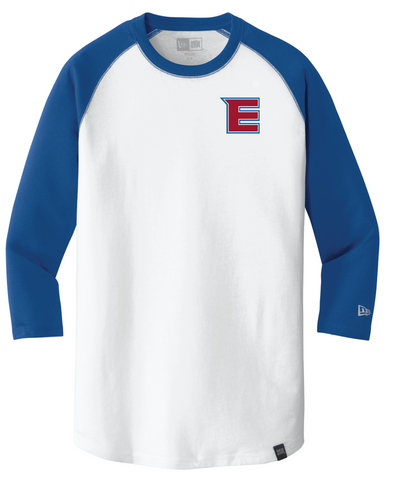 CTE New Era Heritage Blend 3/4 Sleeve Baseball Raglan