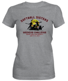 Softball Sisters Custom T