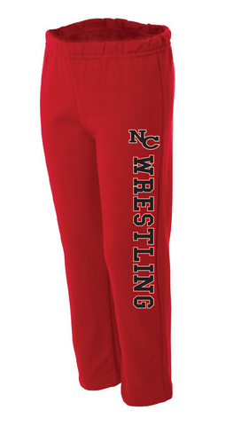 NCYW - Adult Open Bottom Sweatpant