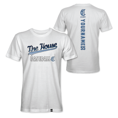 The Clubhouse Custom - Players T's Swoosh