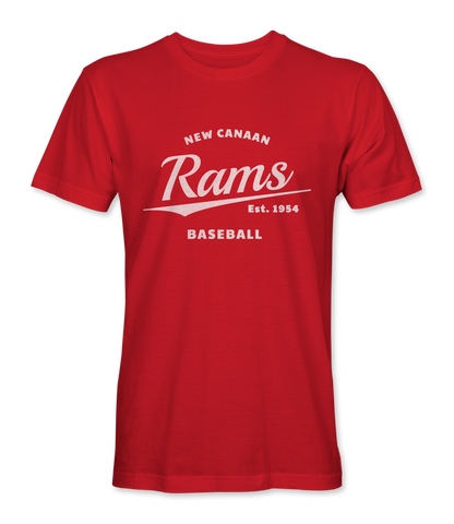 M's Casual T - Vintage Rams