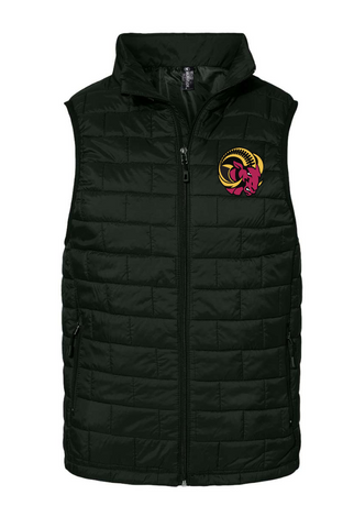 CT Rams - Puffer Vest